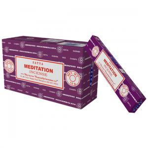 Nag Champa Meditation - Røkelsespinner